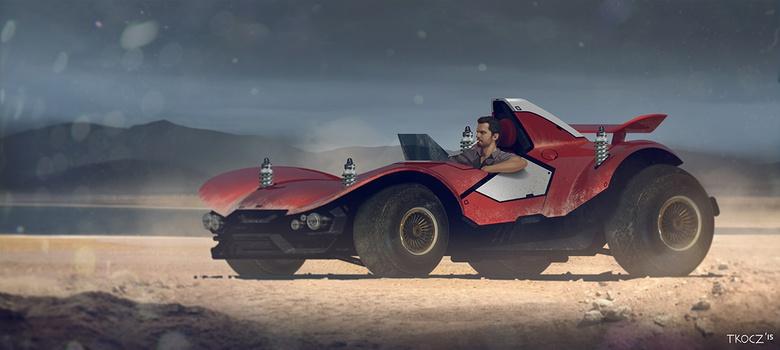 Concept art by Matt Tkocz