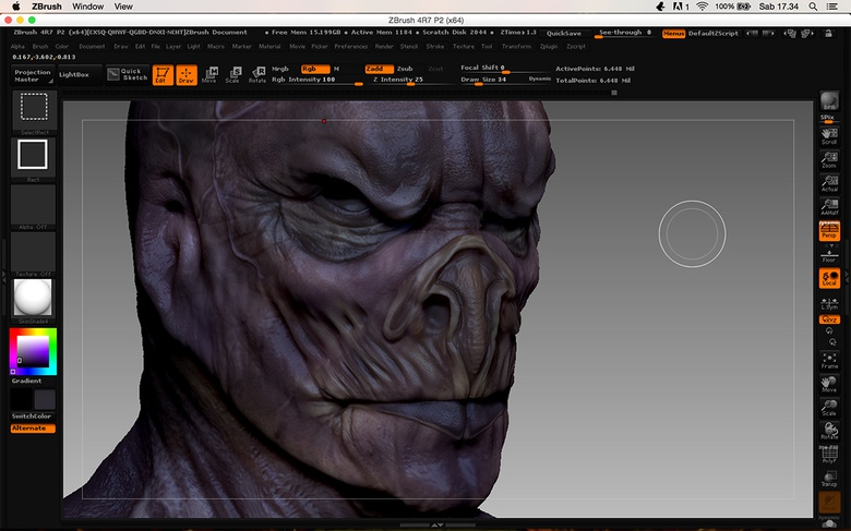 Advancing to the next level of texture painting