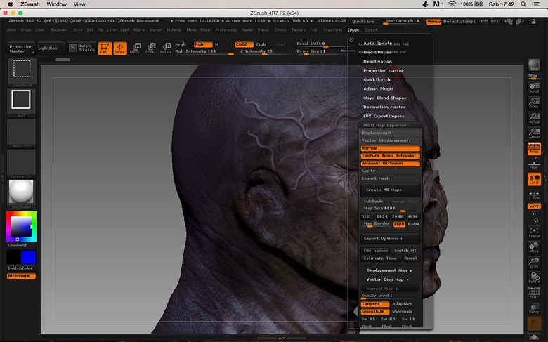 Sculpting monsters in ZBrush · 3dtotal · Learn | Create | Share