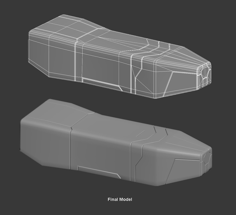 07e. Final model, detailed and optimized