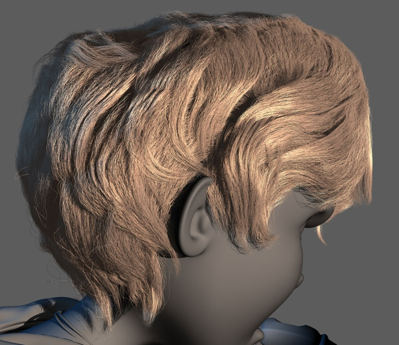 XGen real-time preview in viewport 2.0