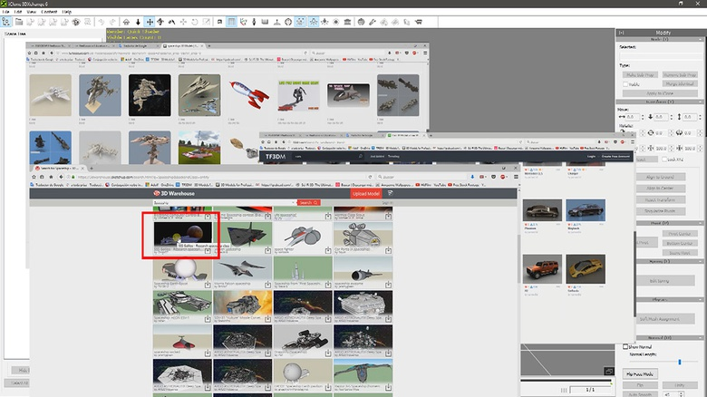 Virtually, any model we could need can be found on the Internet. Reallusion 3DXchange is a bridge application that allows you to import and export standard models, in and out of iClone