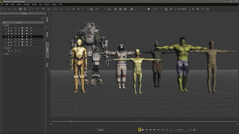Top 5 Reasons to use iClone and HitFilm · 3dtotal · Learn | Create