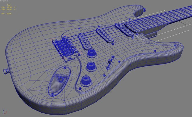 Fig. 3dsmax_guitar_modeling06