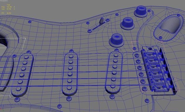 Fig. 3dsmax_guitar_modeling09