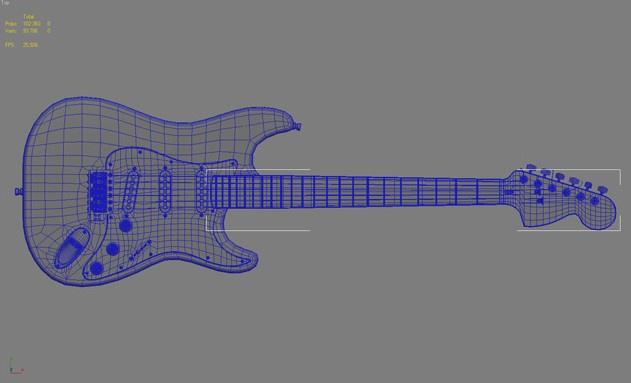 Fig. 3dsmax_guitar_modeling10