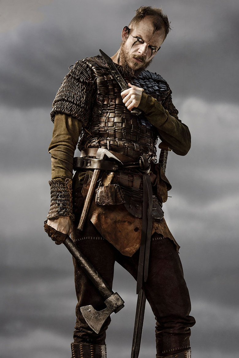 "Image used as concept - Floki from ""Vikings"""
