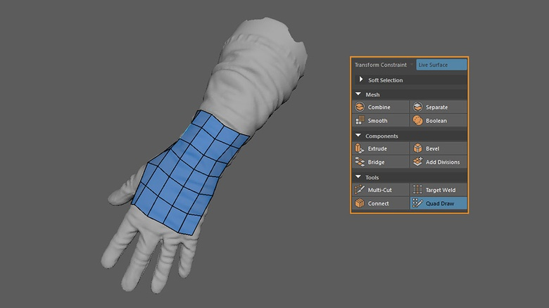Create a dark character in ZBrush and 3ds Max · 3dtotal