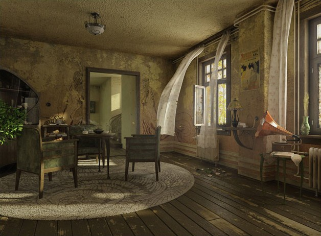 Picture 10: Vray displacement maps