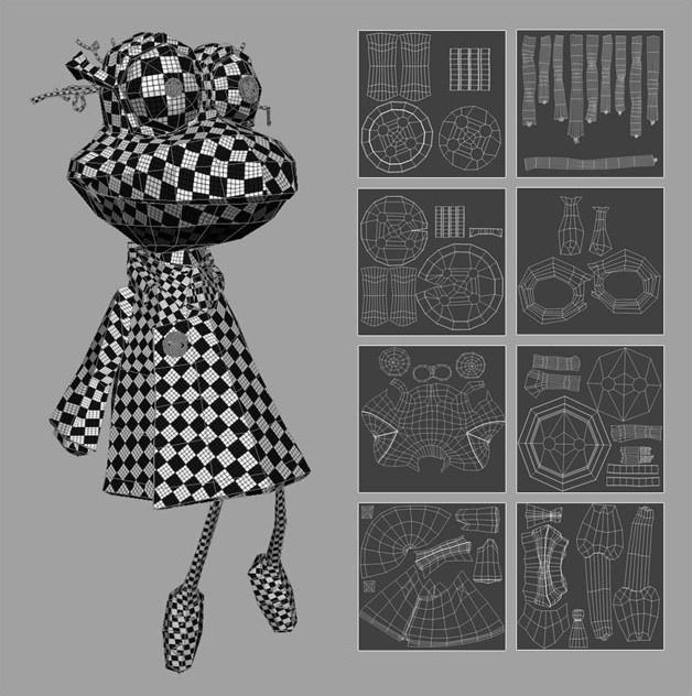 Fig. 02_OldToy_UVmaping