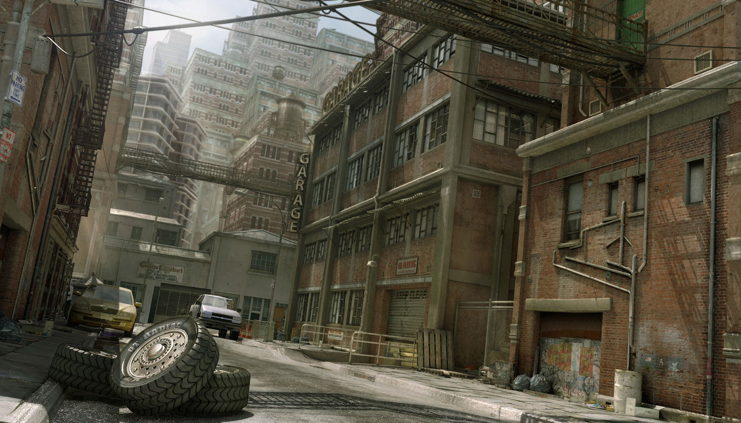 Making Of 'Urban Environment' · 3dtotal · Learn | Create | Share