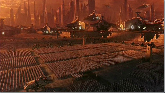 Picture #1 / Screenshot from the original movie (image by Lucasfilm)