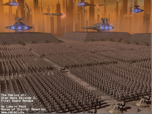 Picture #5 / When I added an extra 2-3000 soldiers, the computer run out of memory and created