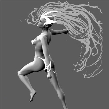 Painting The Female Body 3dtotal Learn Create Share