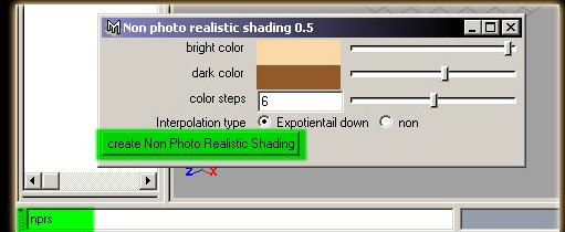 Non Photo Realistic Shading · 3dtotal · Learn | Create | Share