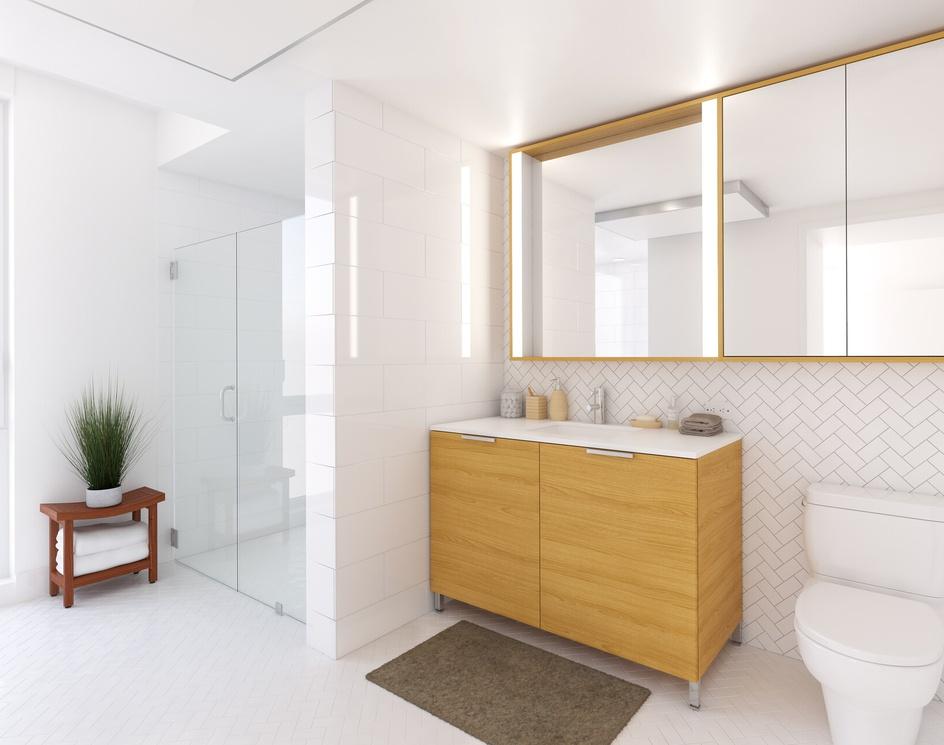 Bathroom Interior ArchVizby David Danji