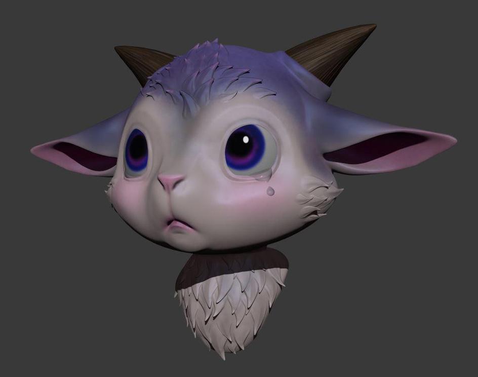 Cute sheepby Pouriya Afshar