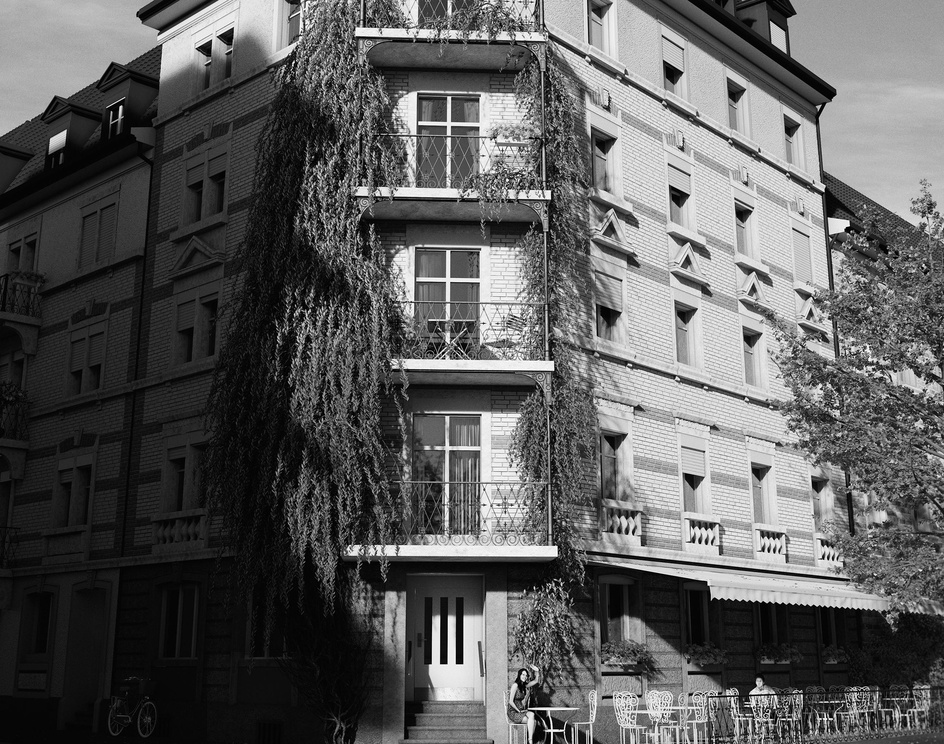 The Caféby Marcel Kuzma