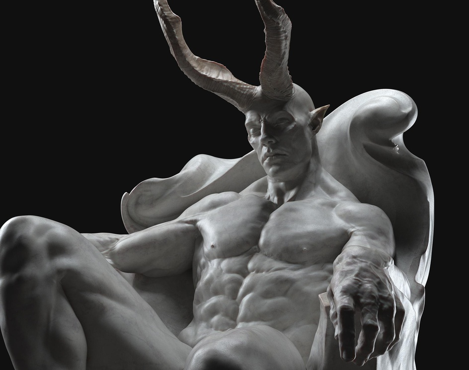 DEMONS - Classical sculptureby ToToDost