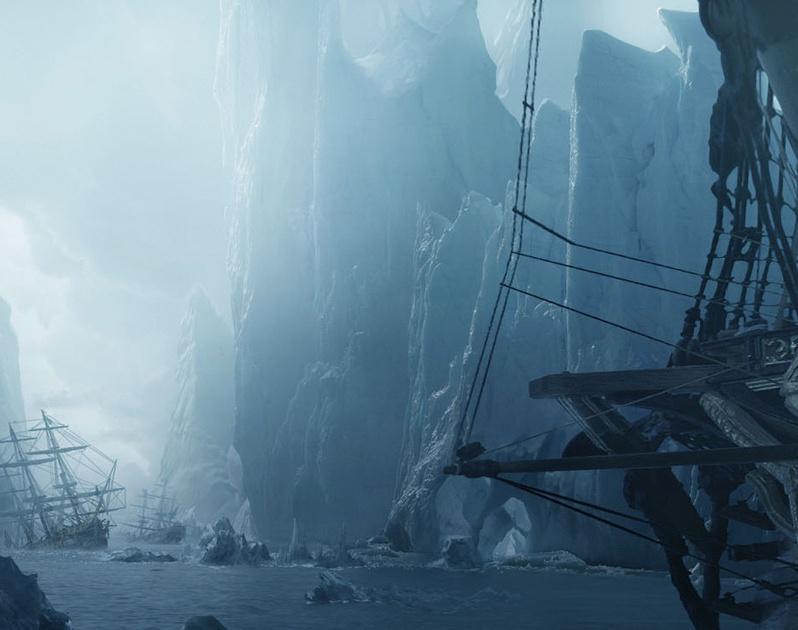 'Ship Canyon'by degerardo
