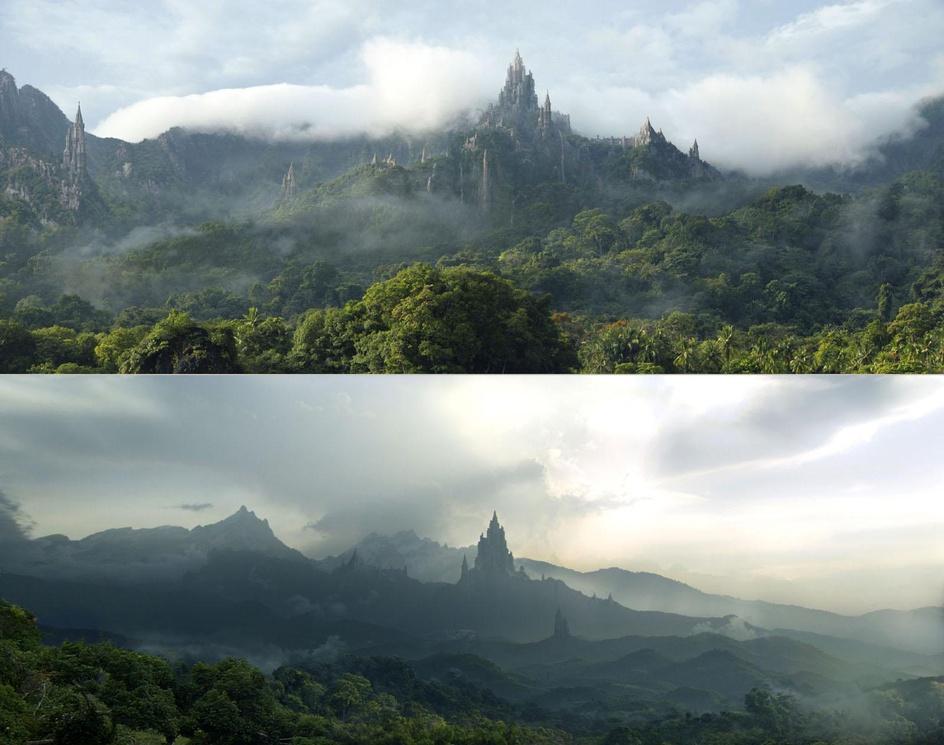 Rainforest Cityby degerardo