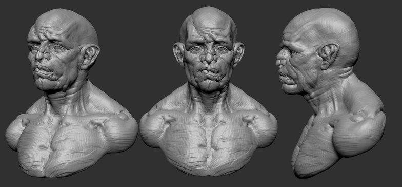 zbrush basic modeling 3d