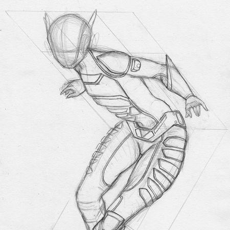 concept, spacesuit, suit, futuristic, helmet