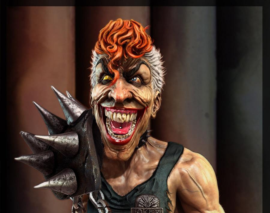 Joker - Undead Versionby diablosv