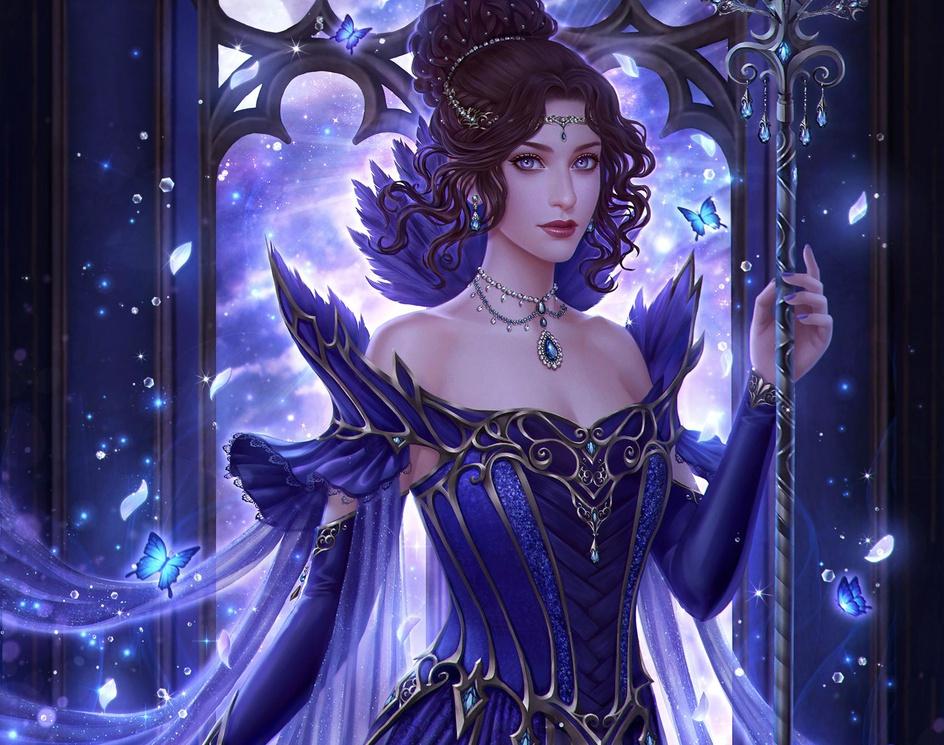 Diane - Goddess Of the Nightby Riikka Riekkinen