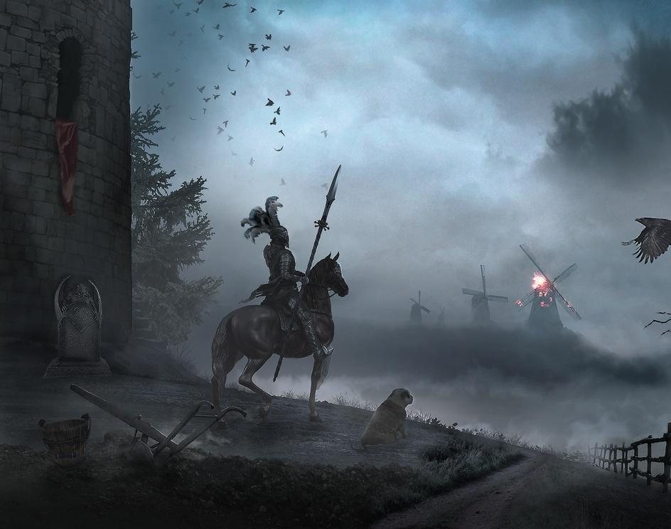 Don Quixoteby Mert Genccinar