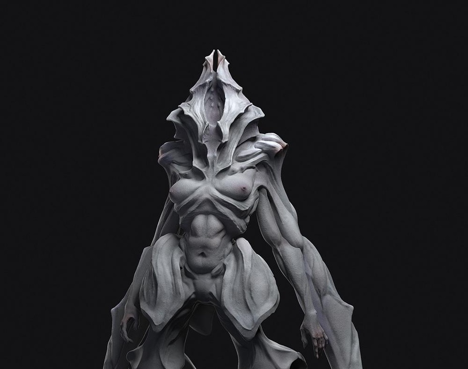 Backbone [**Mild nudity**]by dongk
