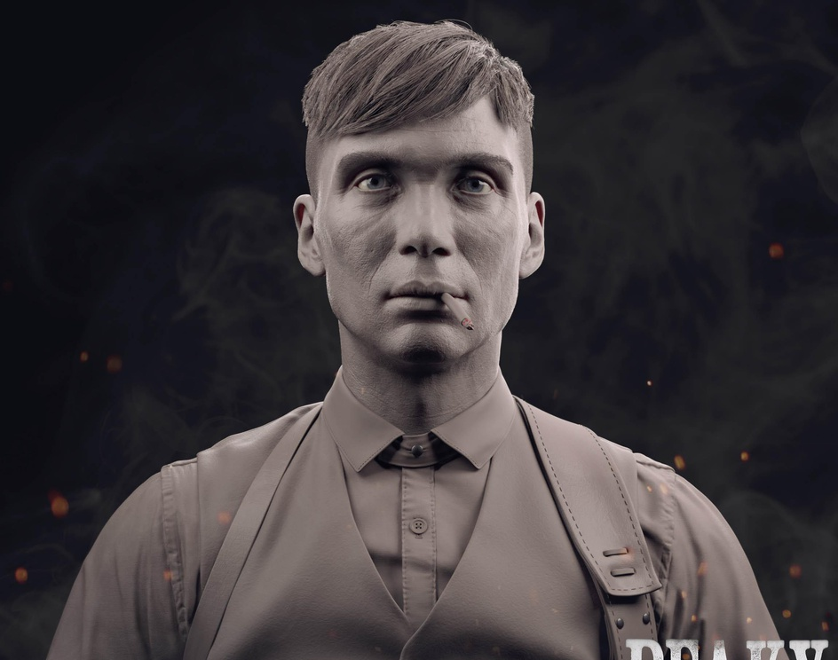 Tommy Shelby - Peakyby dpeteuil