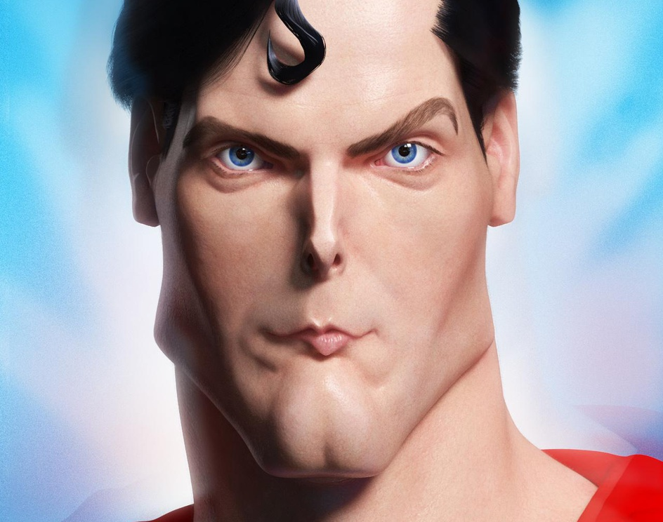 Jeff Stahl's Supermanby Dr_Stendhal