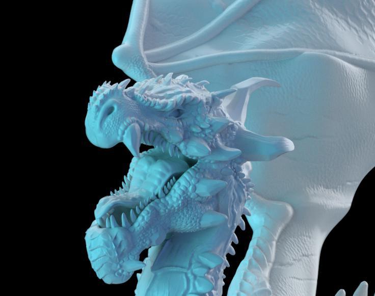 Dragon's Lamentby Ed Abreu Van