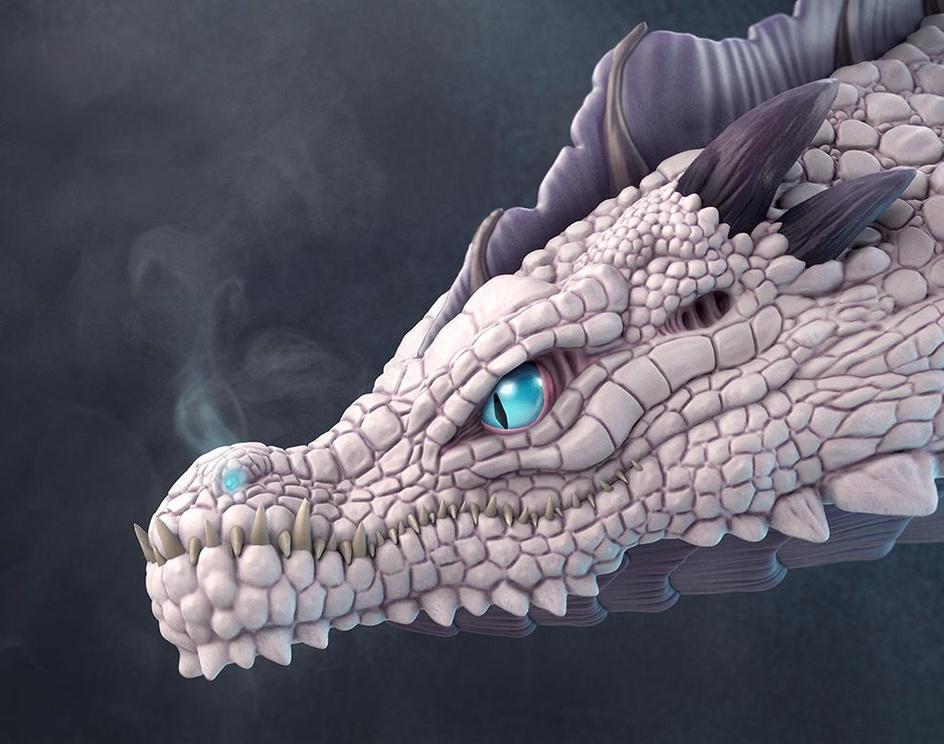 White Dragonby Panos Cheliotis