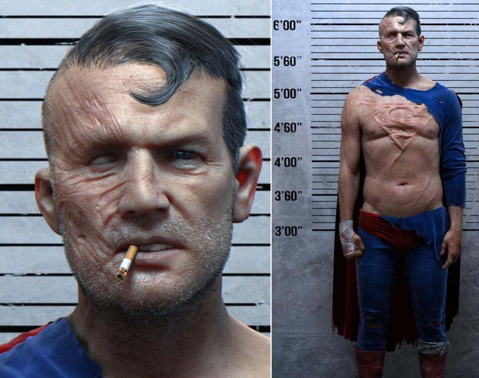 Superman Decline 2by droarty