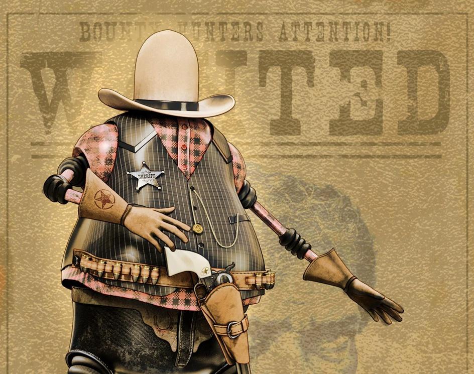 Sheriff Botby Daf57