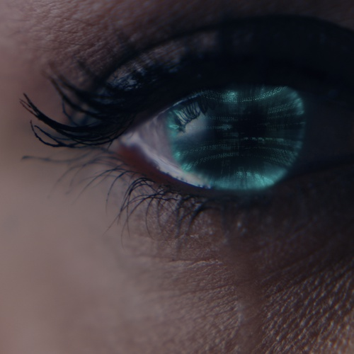 futuristic eye altered carbon cgi