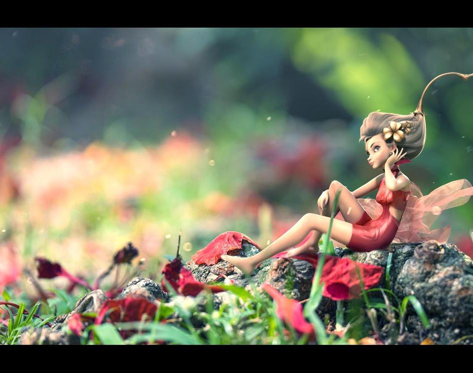 A flowerby YatTung Yu