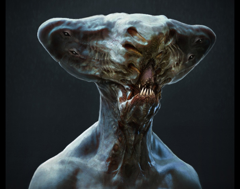 Alien 02by Ecthelion