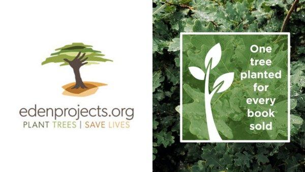 eden project trees plants logo organisation environmental