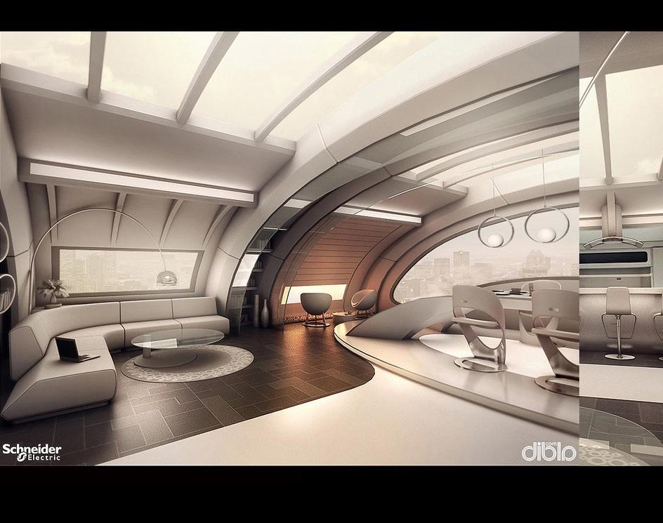 modern interior designby E-Enchev