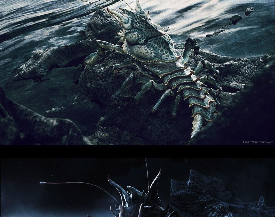 alien Crabby einarmartinsen
