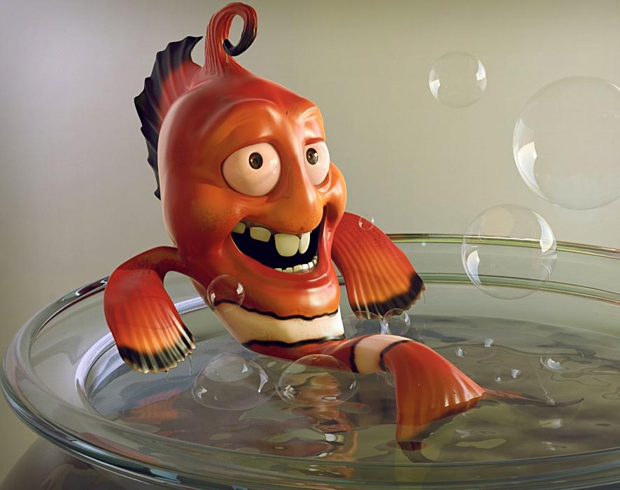 Fish Fartby Emerson3D