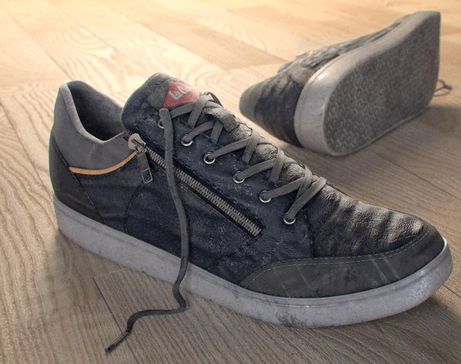 Shoesby Emmanuel-Xuan Dubois