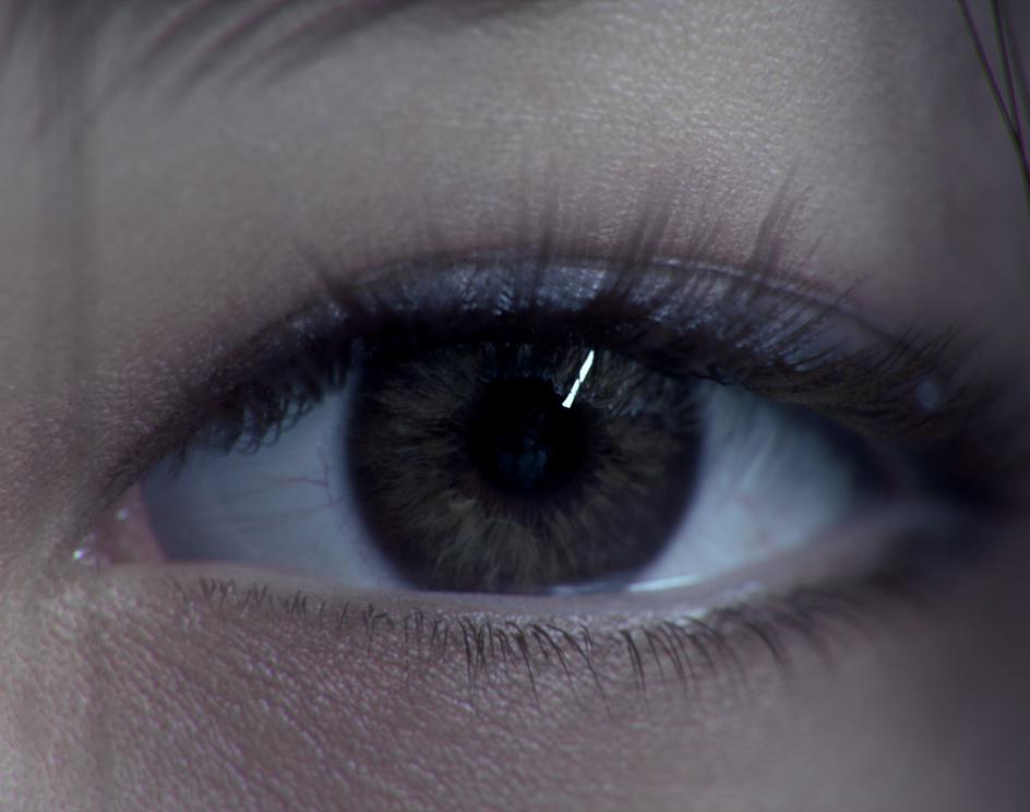 Encounter/Eyes Animationby Satoshi Ueda