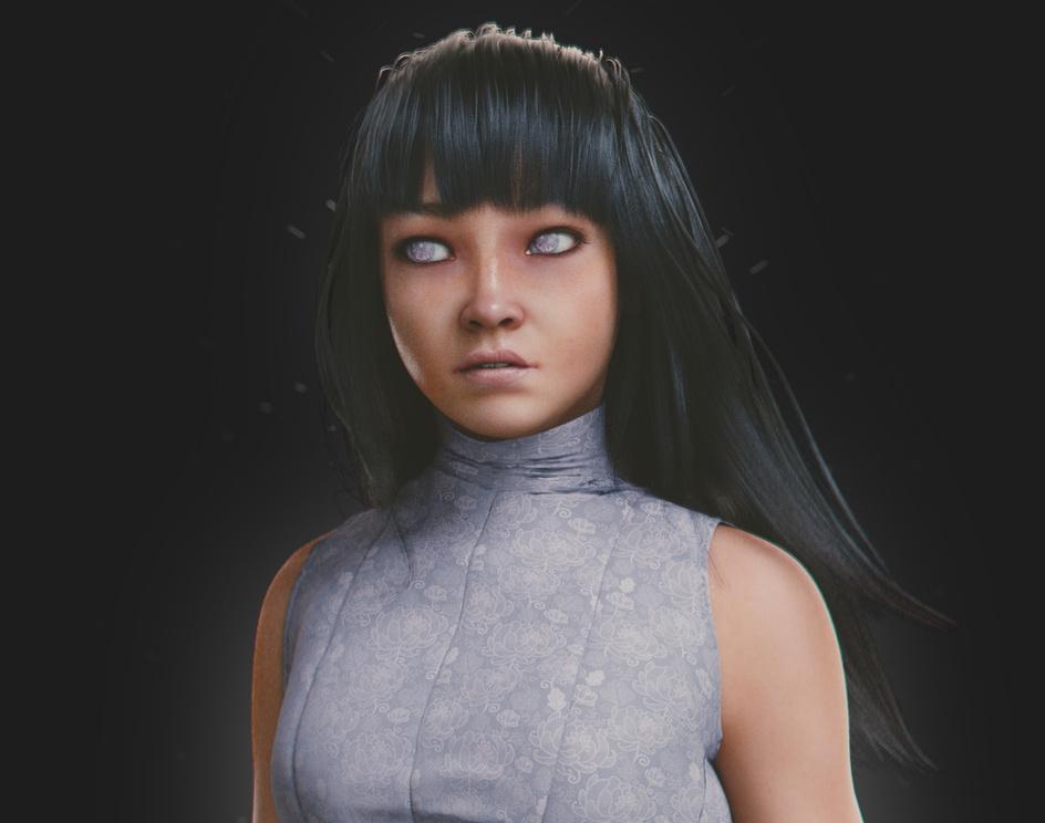 Byakugan Princess | Hinataby Evan Gintsiak