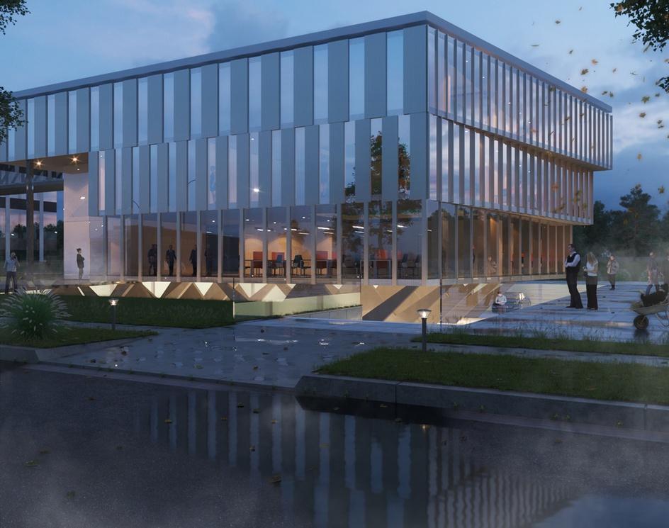 Building in Netherlandsby DEER Design