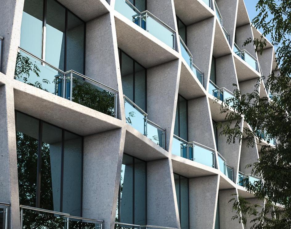 Modern Apartmentby hamidrezameghrazi