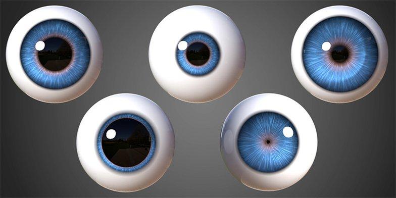 danny mac, danny mac eye designer, blender, demo